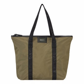 Day Gweneth RE-T Bag - Military Olive i parfumerihamoghende.dk