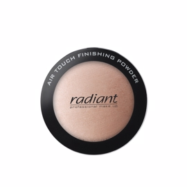 Radiant - Air Touch Finishing Powder 01 Mother of Pearl - 6 g i parfumerihamoghende.dk