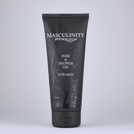 Beauté Pacifique - Masculinity Hair Shower Gel - 200 ml i parfumerihamoghende.dk