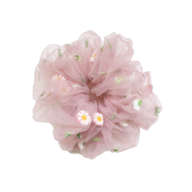 Pico - Daisy Scrunchie - Old Rose