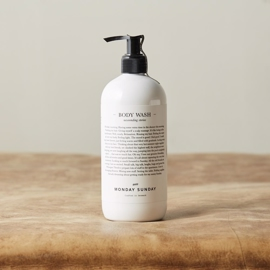 Monday Sunday - Stories Body Wash - 500 ml i parfumerihamoghende.dk
