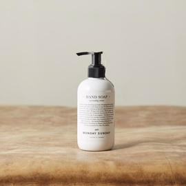 Monday Sunday - Stories Hand Soap - 250 ml i parfumerihamoghende.dk