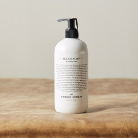 Monday Sunday - Stories Hand Soap - 500 ml i parfumerihamoghende.dk