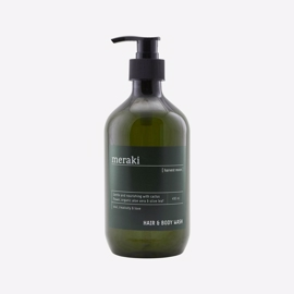 Meraki - Harvest Moon Hair Body Wash Men - 490 ml i parfumerihamoghende.dk