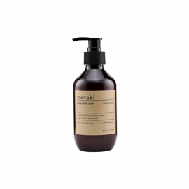 Meraki - Nothern Dawn Exfoliating Soap - 275 ml i parfumerihamoghende.dk