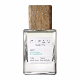 Clean Reserve Warm Cotton Edp 50 ml i parfumerihamoghende.dk